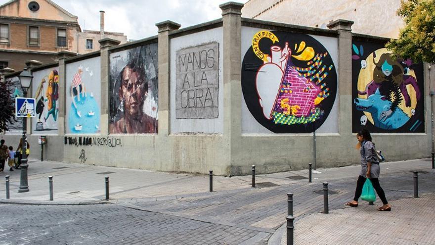 Muros de Tabacalera