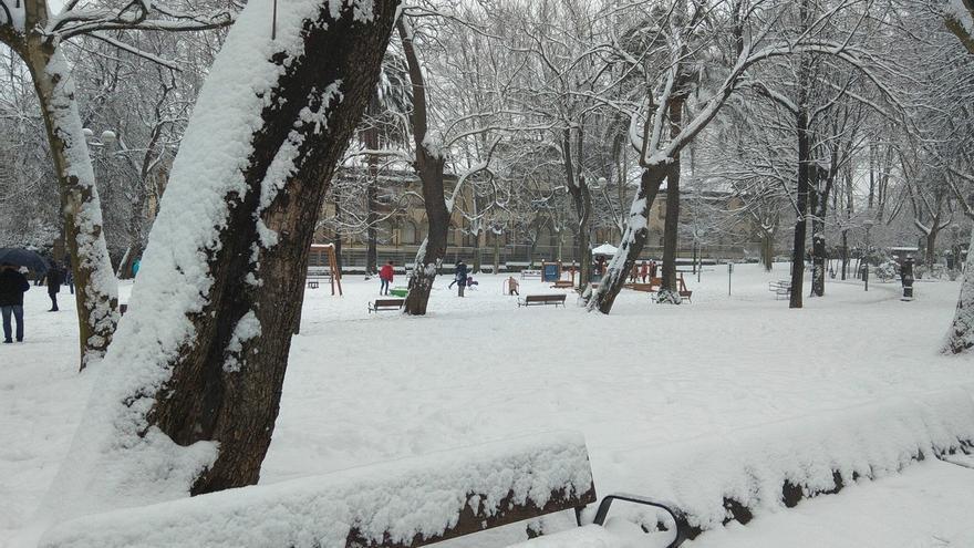 Activado para este martes el aviso amarillo por riesgo de nieve y heladas