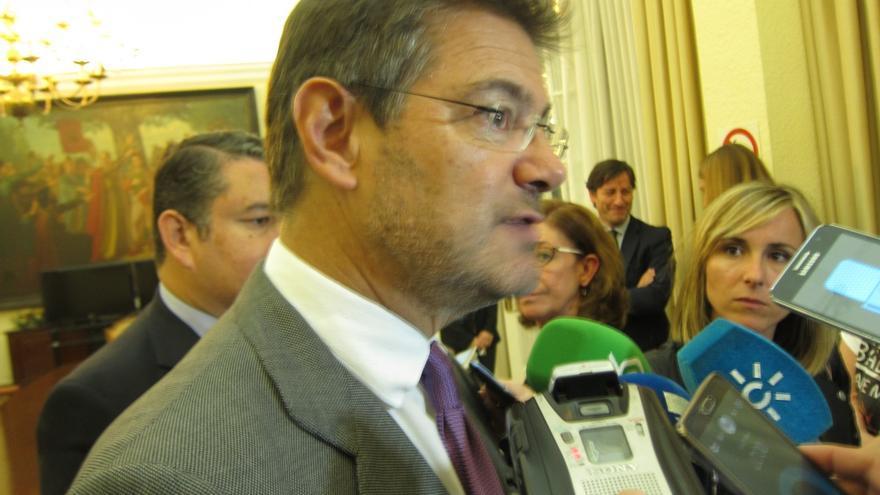 """Catalá sobre la ausencia de Rajoy en el debate a cuatro: """"No es un tema de personas. En el PP formamos un gran equipo"""""""