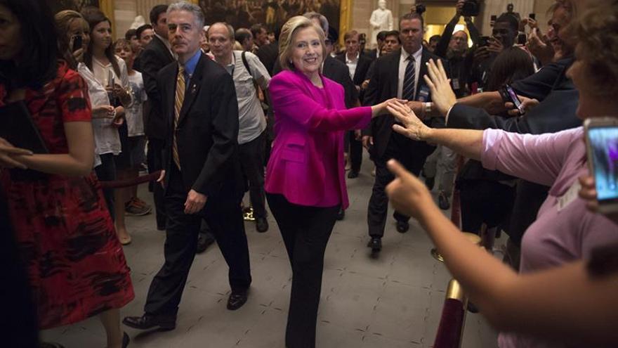 Hillary Clinton: Por momentos no he querido volver a salir de casa