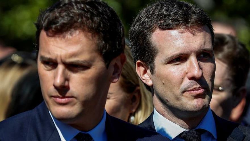 Ciudadanos y UPN concurrirán juntos el 26M para formar gobierno en Navarra