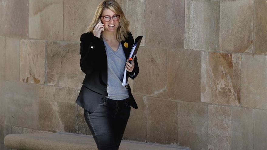 """Artadi: """"No hay respuesta oficial de Sánchez a propuesta de reunión con Torra"""""""