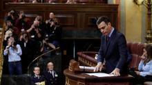 Sánchez lleva a Catalunya la subida del salario mínimo para intentar presionar a los independentistas
