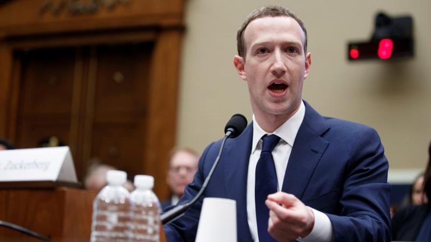 Zuckerberg se reunirá con los líderes de los grupos del PE el 22 de mayo
