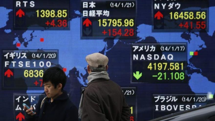 El Nikkei baja el 1,49 por ciento, hasta los 15.462,72 puntos