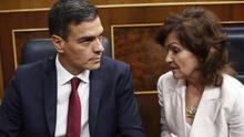 """El PSOE alega que acabar con el veto del Senado es """"imprescindible"""" para aplicar el Pacto contra la violencia machista"""
