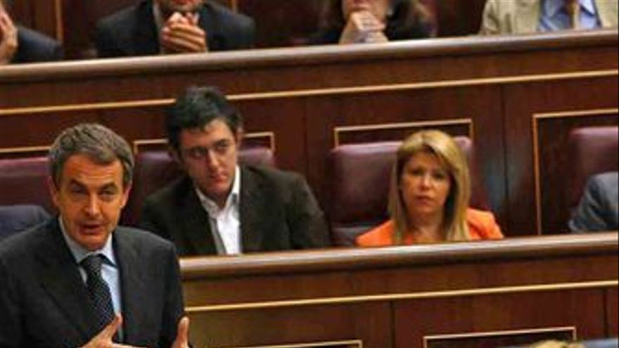 José Luis Rodríguez Zapatero. (EP)