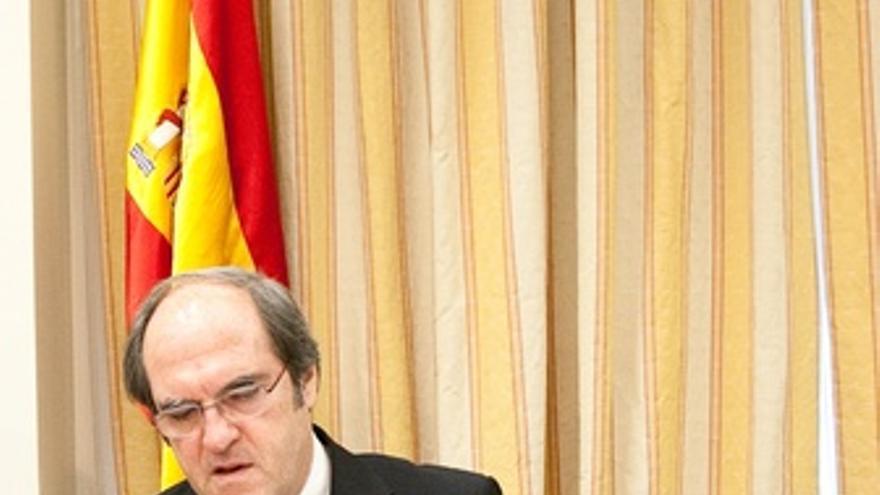 Angel Gabilondo, Ministro De Educación