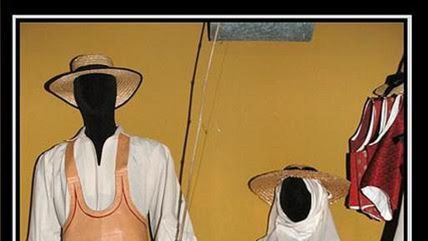 Trajes típicos de Tazacorte. Foto: LOLI GASPAR.