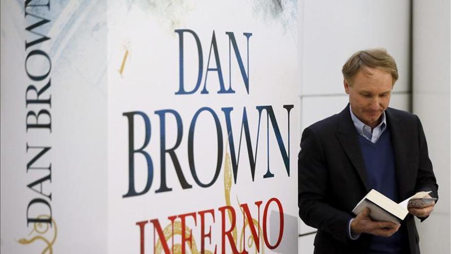 """Dan Brown asegura que el paraíso y el infierno existen y """"están en la tierra"""""""