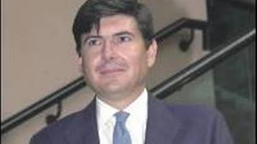 Manuel Pimentel, ex ministro de Trabajo.