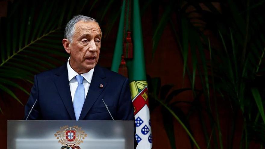 Rebelo de Sousa dice que las relaciones con España serán una apuesta constante