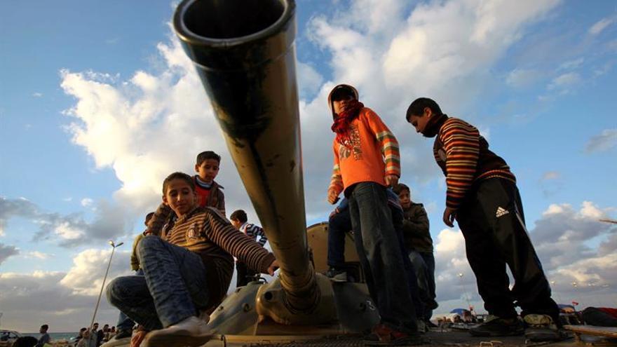 Unicef solicita 3.600 millones de dólares para ayudar a 48 millones de niños