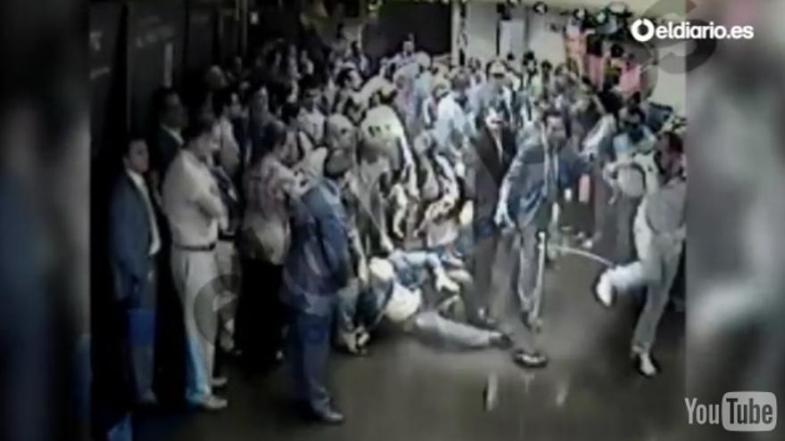 Vídeo inédito del asalto de la extrema derecha a Blanquerna