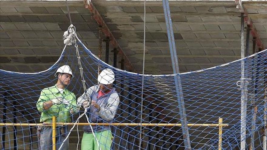 La crisis ha devastado el secot de la construcción en Euskadi: la mitad de trabajadores al paro y 13.000 empresas cerradas
