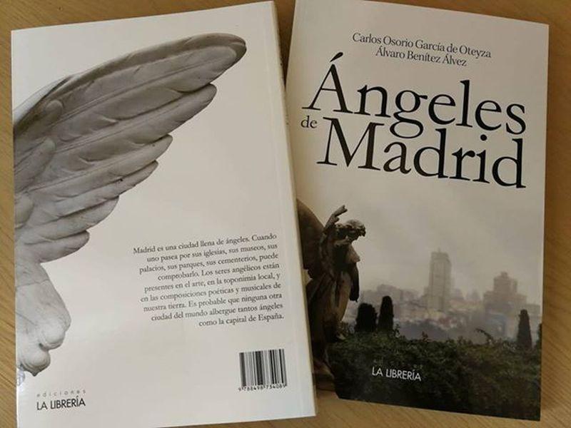 Presentación: Ángeles de Madrid, de Carlos Osorio y Álvaro Benítez