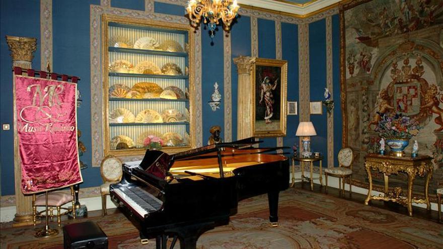 """La casa de Alba vende un conjunto de muebles """"art déco"""" del palacio de Liria"""