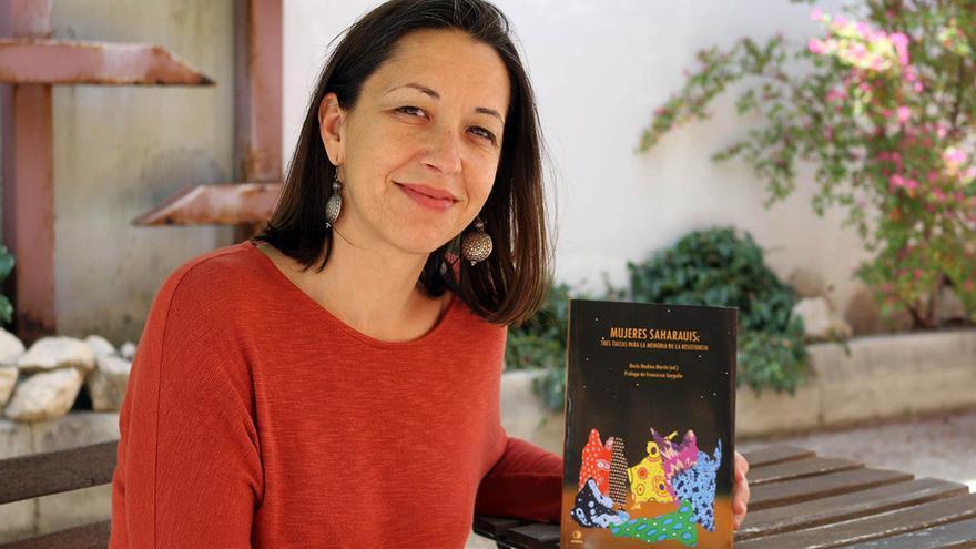 La profesora de la UPO, Rocío Medina.
