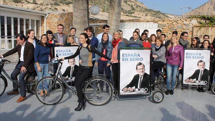 El PP advierte de que votar a Rivera puede entregar la Moncloa a Pedro Sánchez