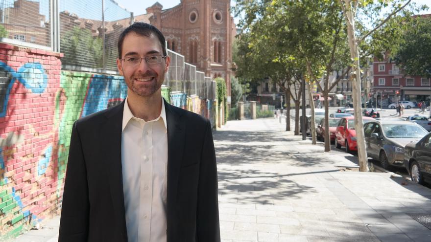 Erik Assadourian, investigador del Worldwatch Institute