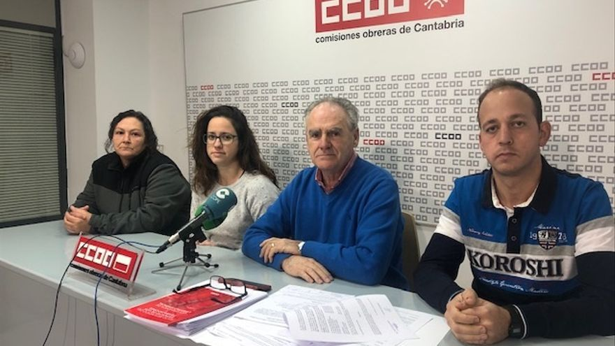 El comité de la planta de residuos de Meruelo convoca una huelga indefinida a partir del 19 de noviembre