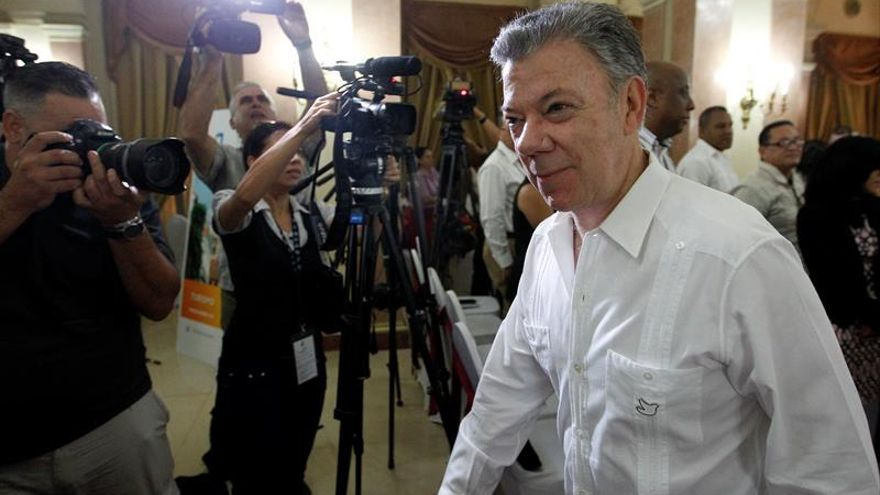 Santos dice que no reconocerá los resultados de la Asamblea Constituyente venezolana