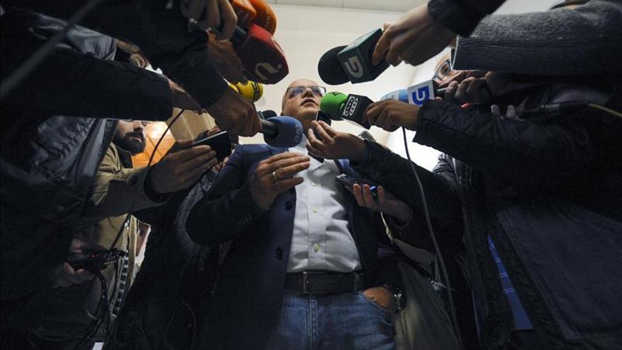 Baltar no dimitirá tras ser acusado de prometer un trabajo a cambio de sexo