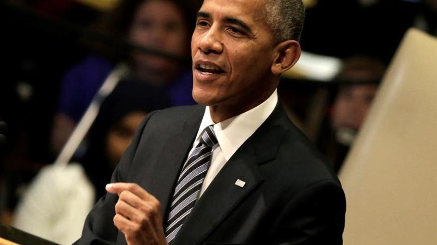 Obama veta la ley que permite a estadounidenses demandar a Arabia Saudí por el 11S