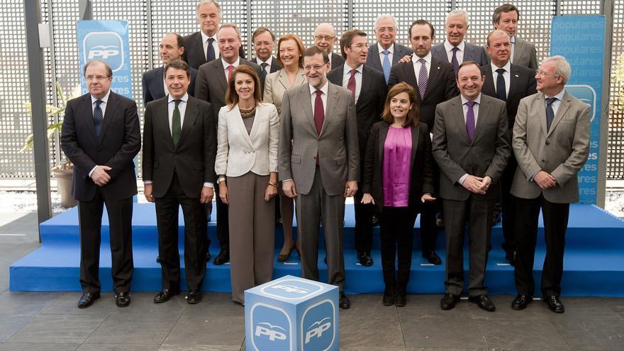 AMP. -Rajoy lleva a julio el CPFF para acercar posiciones con el déficit y dice que no tiene ningún acuerdo con Cataluñ