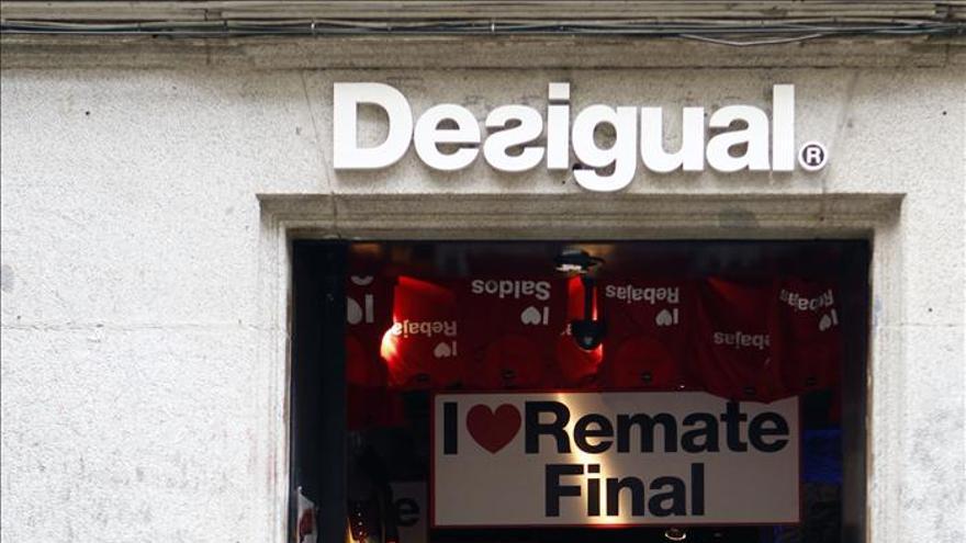 Desigual refuerza su presencia en las tiendas multimarca