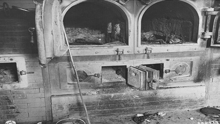 Horno crematorio de Gusen I.