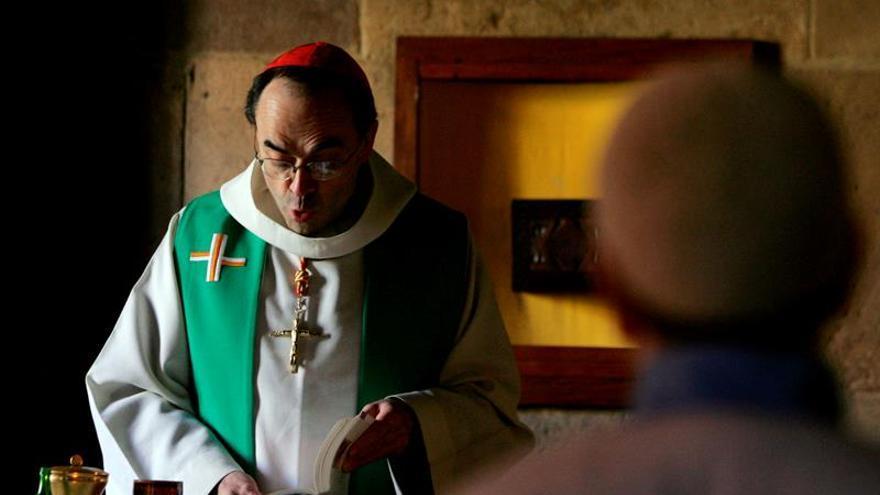 El papa recibió al arzobispo francés investigado por ocultar un caso pde ederastia