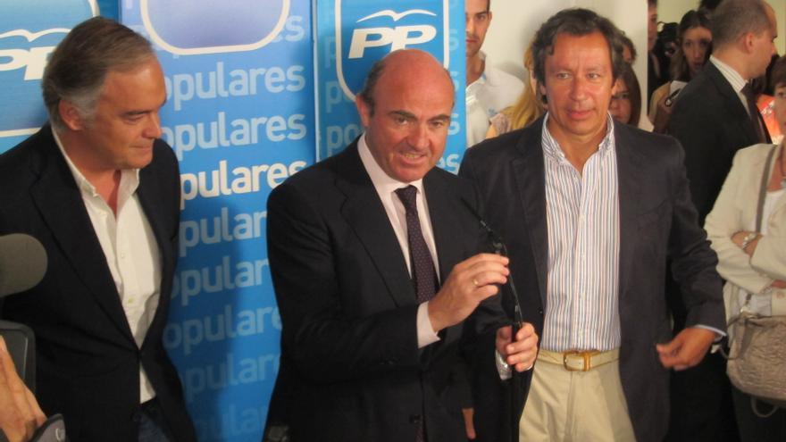 De Guindos asegura que la petición de 'rescate' por Cataluña estaba prevista al crear el Fondo de Liquidez