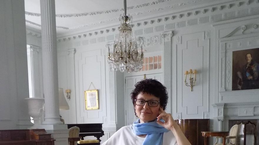 """Ángeles Mora asegura que con cada libro quiere """"conquistar"""" un """"nombre propio de verdad"""""""