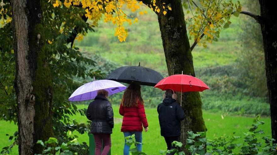Galicia registra hasta 146 incidencias por meteorología adversa