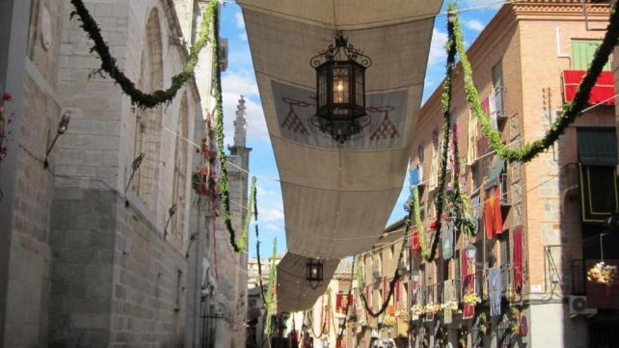 Toledo en el Corpus Christi / Foto: Europa Press