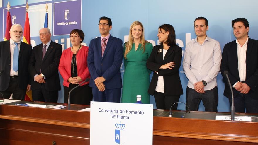 Diputación y Ayuntamiento de Ciudad Real firman colaboración en Oficina Antidesahucios / JCCM