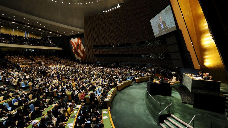El conflicto sirio centra la apertura de la 67 Asamblea General de la ONU