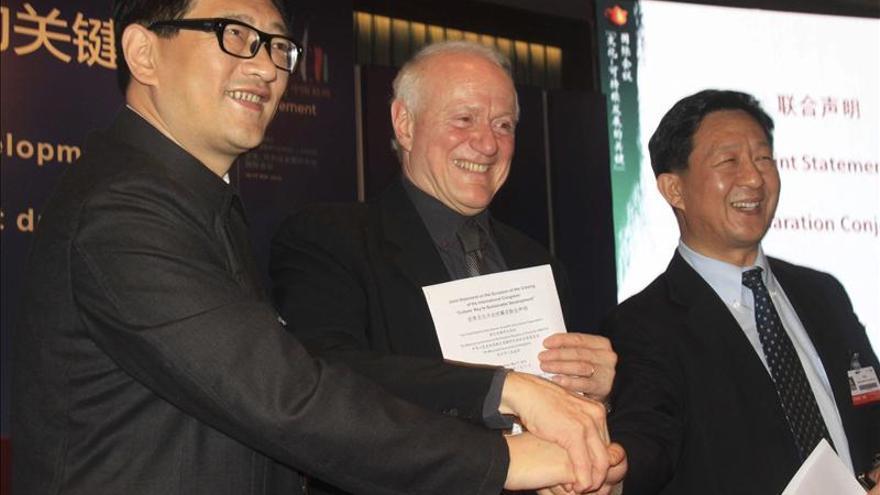 Concluye con la Declaración de Hangzhou la cumbre de la Unesco sobre cultura y desarrollo