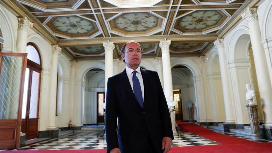 """García-Escudero dice que resultado de aplicar 155 ha sido """"muy satisfactorio"""""""