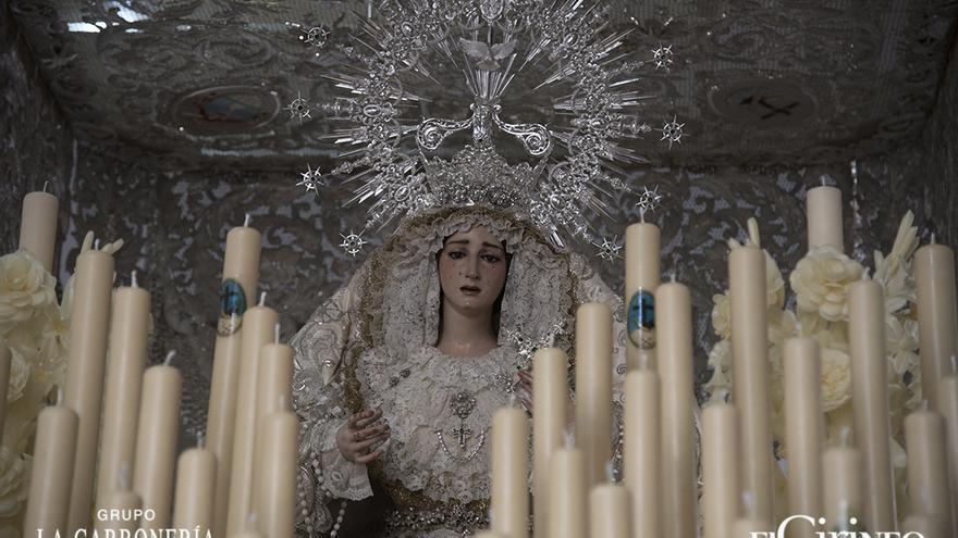 Nuestra Señora de la Paz y Esperanza   TONI BLANCO