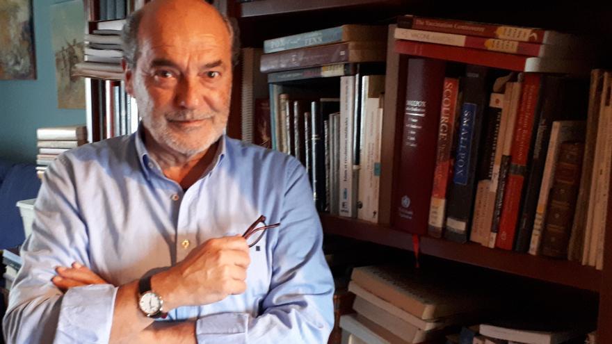 El epidemiólogo José Tuells.