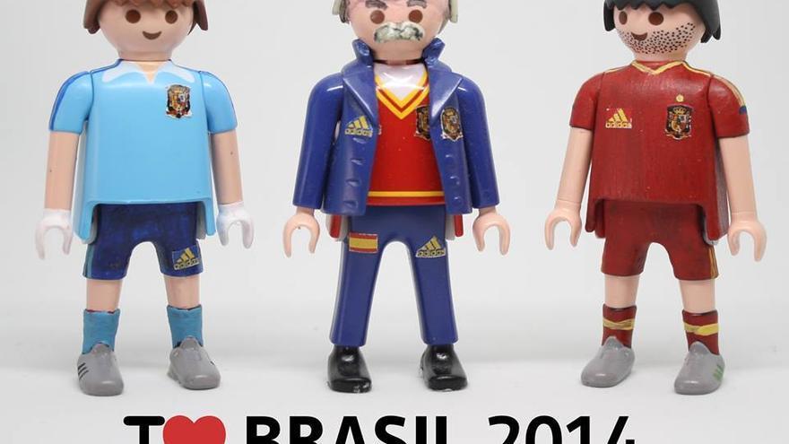 I love Brasil 2014