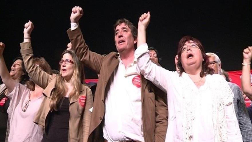 IUCM organiza este lunes un nuevo acto de apoyo a sus candidatos con la presencia de Pilar Bardem y Benjamín Prado