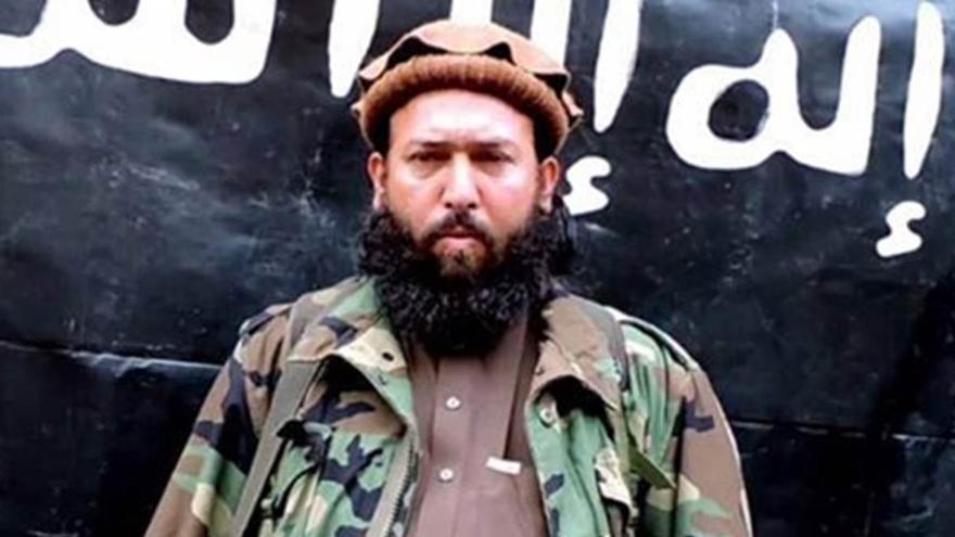 Hafiz Sayed Khan, líder de Estado Islámico en Afganistán y Pakistán