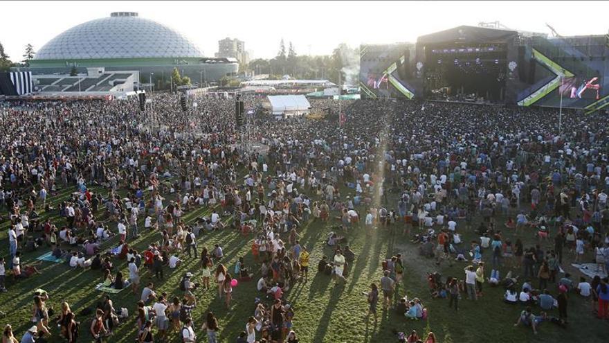 El hip hop gamberro y combativo de Molotov pone fuego al Lollapalooza