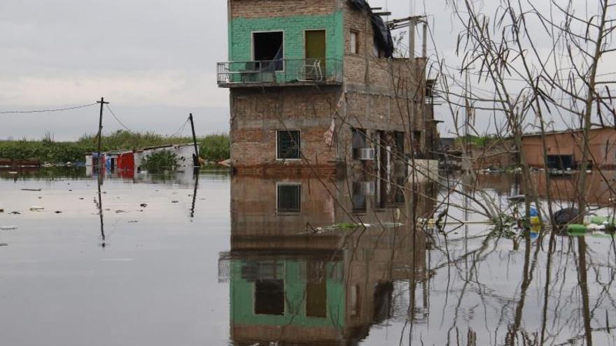 La UE destina 200.000 euros a los afectados por las inundaciones en Paraguay