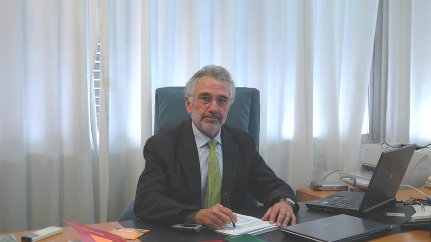 Ignacio Fernández de Mesa, presidente de la Cámara de Comercio de Córdoba.
