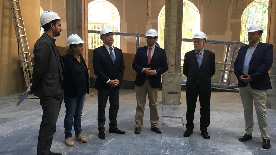 El Centro Memorial de las Víctimas del Terrorismo de Vitoria (Álava) podría abrirse al público tras el verano de 2018