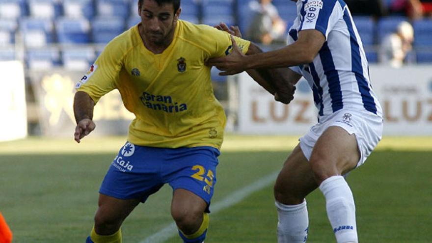Del partido entre la UD Las Palmas y el Recreativo de Huelva #5